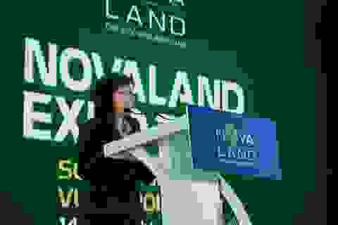 Sôi động khai mạc triển lãm bất động sản Novaland Expo 2019