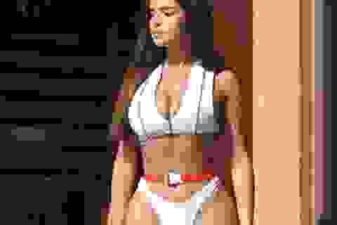 Ngỡ ngàng với hình ảnh bikini của loạt sao nữ