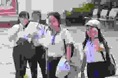 Tuyển sinh lớp 10 Sóc Trăng: Đề Toán khó