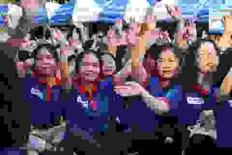 Giới trẻ Sài Gòn hào hứng ngày bắt đầu Tiếp sức mùa thi