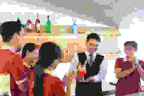 """Quản trị nhà hàng - khách sạn - ngành học nhiều """"đất diễn"""" tại SIU"""