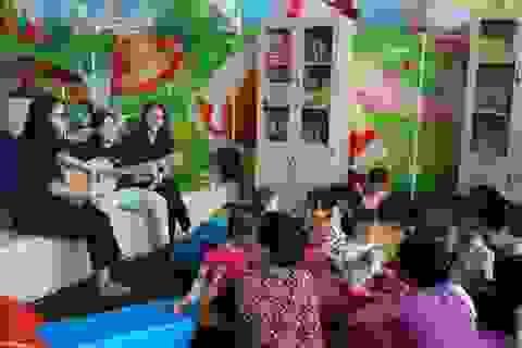 Khánh thành phòng chơi trẻ em tại Trung tâm Tim mạch - Bệnh viện Nhi Trung ương