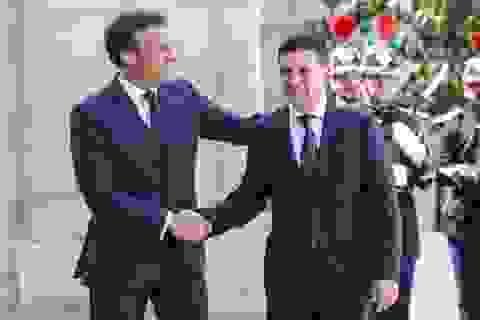 Ukraine đặt ưu tiên việc lấy lại các vùng lãnh thổ đã bị sáp nhập