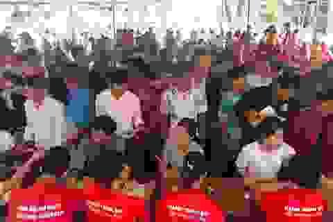 """Hơn 5.000 người tham gia """"Hành trình đỏ năm 2019"""" tại Đắk Lắk"""