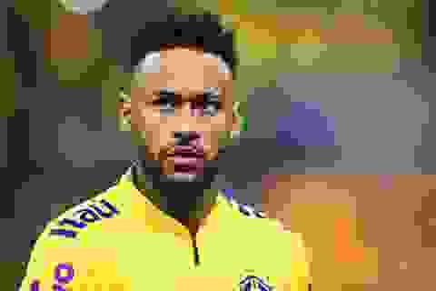 """""""Hoạ vô đơn chí"""", Neymar bị chính phủ Brazil đóng băng hàng chục biệt thự"""