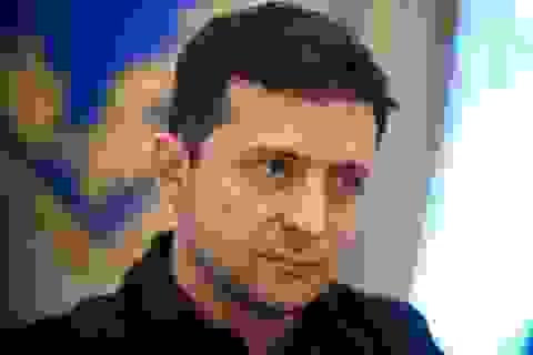 """Nga """"phản pháo"""" sau tuyên bố của tổng thống Ukraine về Crimea"""