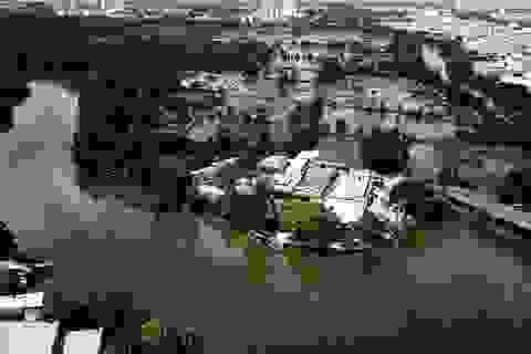 Sài Gòn: Độc đáo ngôi đình hơn 150 năm tuổi giữa dòng kênh Đôi