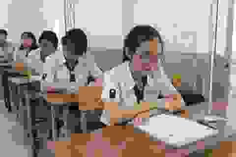 9 điều quan trọng thí sinh dự thi THPT quốc gia 2019 cần lưu ý khi vào phòng thi