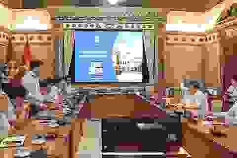 VNPT phát triển 2 ứng dụng hướng tới Chính phủ không giấy tờ