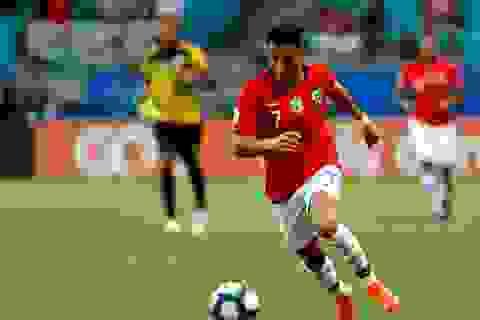 Đội tuyển Chile nhận tin dữ từ Alexis Sanchez