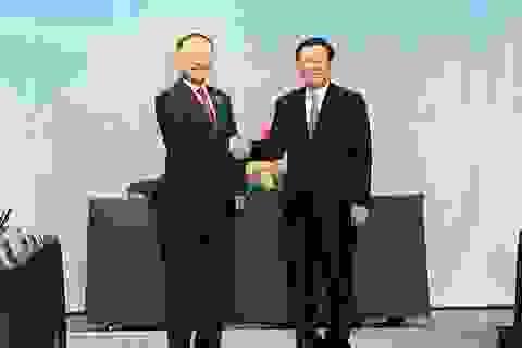 """Đối thoại """"nóng"""" về kinh tế của hai Phó Thủ tướng Việt Nam - Hàn Quốc"""