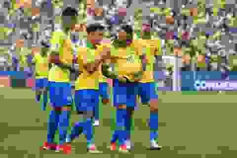 Brazil - Paraguay: Thách thức lớn với Selecao