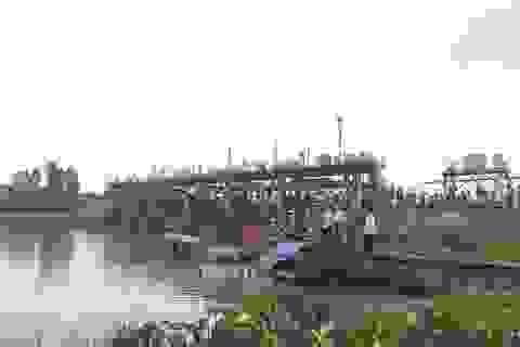 Thuyền đánh cá bị cuốn vào cống thủy lợi, 2 bà cháu tử vong