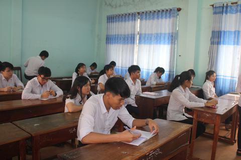 Gia Lai: Vắng 142 thí sinh trong buổi học quy chế thi THPT quốc gia 2019