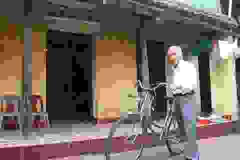 Ông khuyến học ở Tân Minh