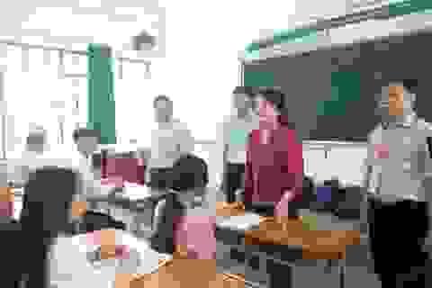 Thứ trưởng Nguyễn Thị Nghĩa nhắc bài học Quảng Bình, lưu ý các điểm thi cẩn trọng