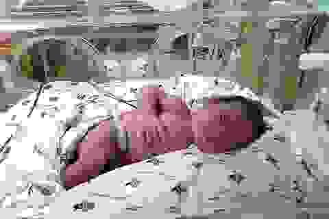Sản phụ sinh con ở bệnh viện… Nhi Đồng