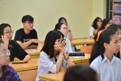 """Gần 900 nghìn thí sinh bắt đầu """"vượt vũ môn"""" kỳ thi THPT quốc gia 2019"""