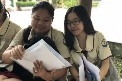 TP.HCM: Hơn 540 thí sinh vắng mặt buổi thi Toán THPT quốc gia 2019
