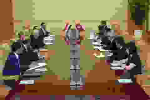 Triều Tiên, Syria hợp lực chống lại lệnh trừng phạt, cấm vận của Mỹ