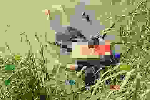 Bức ảnh cha con chết đuối khi vượt biên vào Mỹ gây sốc