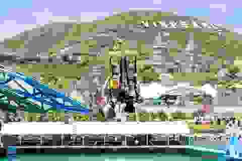 Đường trượt Zipline sở hữu 3 kỷ lục Việt Nam tại Vinpearl Nha Trang