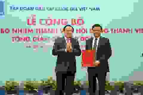 Ông Lê Mạnh Hùng được bổ nhiệm là Tổng giám đốc Tập đoàn Dầu khí