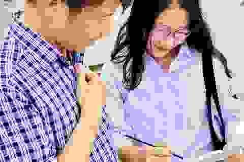 Trường ĐH Ngoại thương tặng 4.500 bút chì cho thí sinh