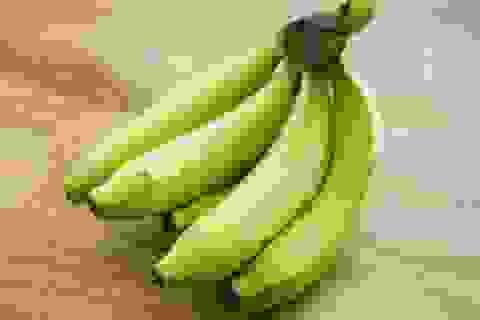 Chuối xanh: Lợi ích dinh dưỡng và những nguy cơ