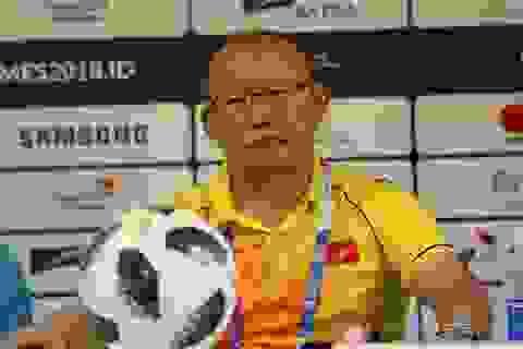 Báo giới Thái Lan và Indonesia quan tâm đến hợp đồng của thầy Park