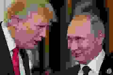 Tiết lộ nội dung cuộc gặp giữa ông Trump và ông Putin bên lề G20