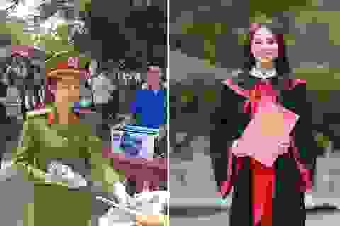 """Nữ chiến sĩ công an """"gây thương nhớ"""" kể chuyện về 2 lần thi trượt đại học"""