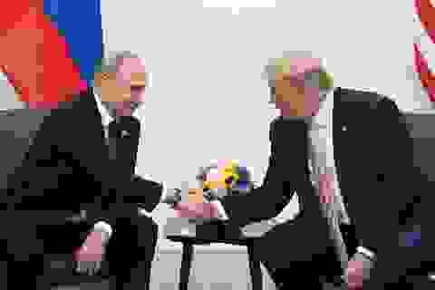 Câu nói đùa của ông Trump trước cuộc họp riêng với ông Putin tại G20