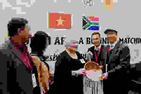 Thúc đẩy phát triển thương mại, đầu tư Việt Nam - Nam Phi