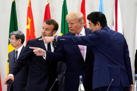Lãnh đạo thế giới tề tựu tại G20, lên dây cót cho các cuộc họp