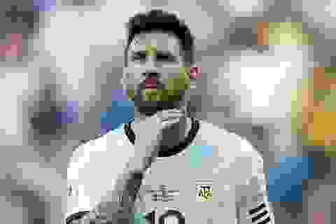 Messi thừa nhận thực tế phũ phàng sau trận đấu với Venezuela