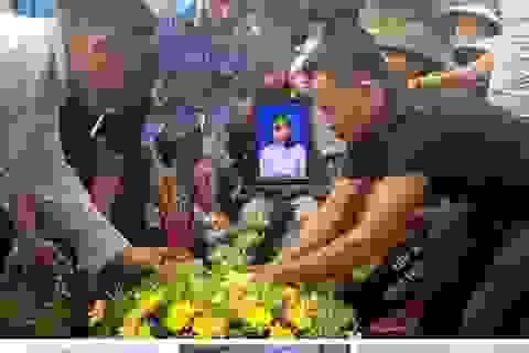 """Nữ sinh tá hoả với ảnh ghép thiệt mạng vì tai nạn trên facebook """"công an Nghệ An online"""""""