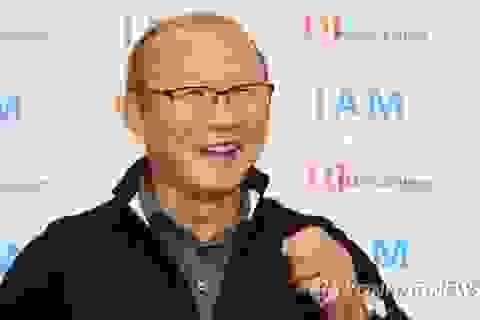 HLV Park Hang Seo chia sẻ về vấn đề hợp đồng trên báo Hàn Quốc
