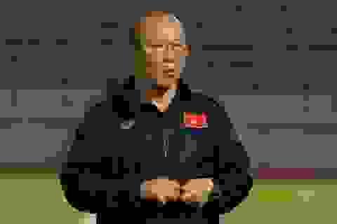 """HLV Park Hang Seo: """"Tôi còn nhiều việc với bóng đá Việt Nam"""""""