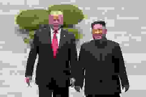 Mỹ - Triều tái khởi động đàm phán hạt nhân sau cuộc gặp lịch sử Trump - Kim