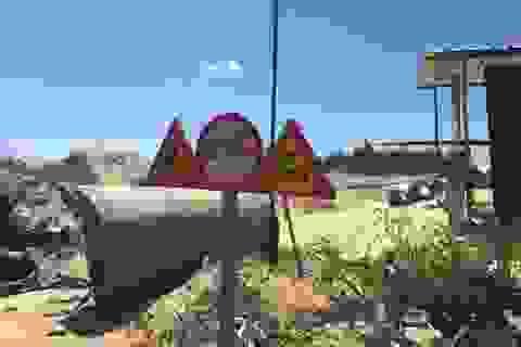 Dân phản đối dự án du lịch chặn đường dân sinh ra biển