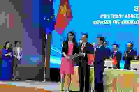 Chiều nay (30/6): Việt Nam và EU đã hoàn tất ký kết hiệp định thương mại EVFTA