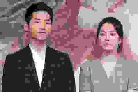 Từ chuyện Song Joong Ki - Song Hye Kyo: Ly hôn sao cho văn minh, có tình?