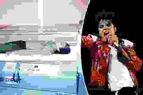 """Cỗ máy từng giúp """"ông vua nhạc pop"""" Michael Jackson nuôi mộng sống lâu"""