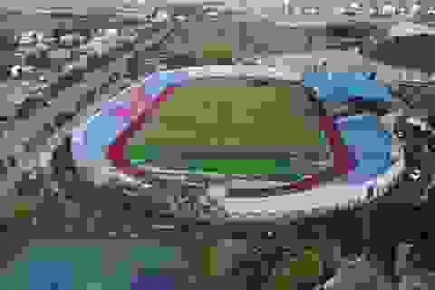 Hà Tĩnh khánh thành sân vận động hơn 51 tỷ đồng