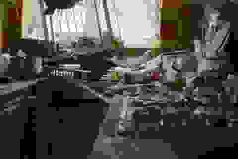 Hình ảnh gây sốc trong căn nhà 5 năm không đổ rác được lột xác
