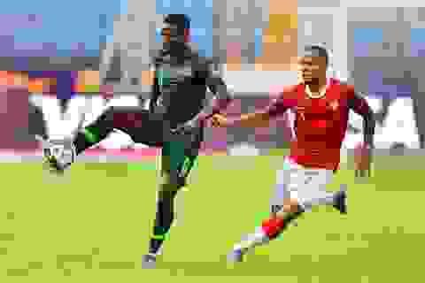CAN 2019: Nigeria thua sốc trước Madagascar, Ai Cập thắng dễ Uganda