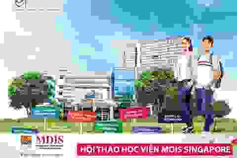 """Tư vấn """"Tìm hiểu và lựa chọn ngành học khi du học tại MDIS, Singapore"""""""