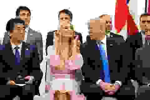 Pháp lên tiếng về video gây tranh cãi của con gái ông Trump tại G20