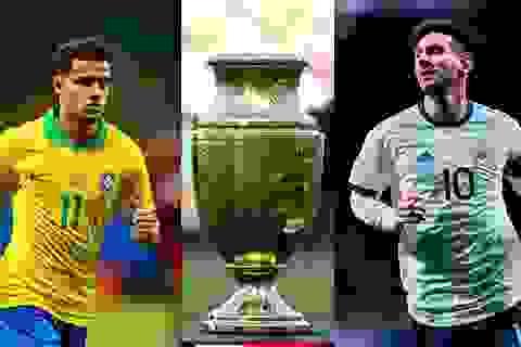 Brazil - Argentina: Kỳ phùng địch thủ